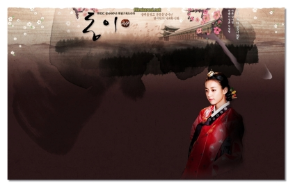 dong yi poster 0014