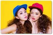 Lee Chae Eun & Sung Kyung